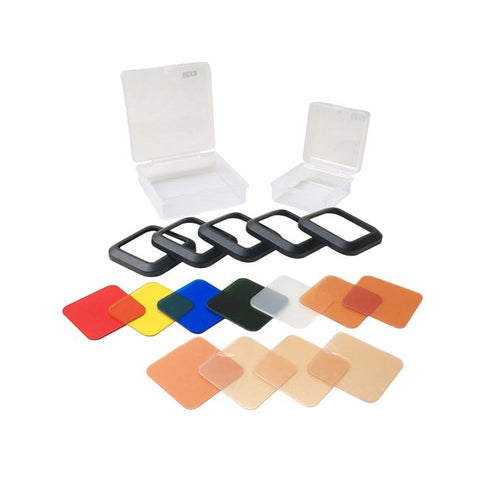 ROSCO & COLOR FILTER SET