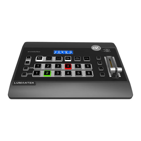 Lumantek VS6 ez-Pro 6x1 Seamless Switcher