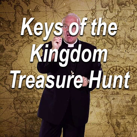 Keys of the Kingdom Treasure Hunt