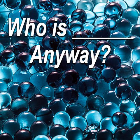 Who is ____Anyway?