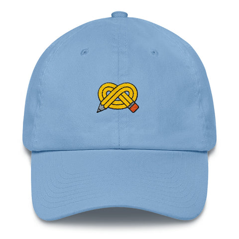 Lil Pretzel Pencil Dad Hat