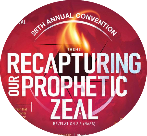 Plenary Teaching #2: Recapturing our Prophetic Zeal – LOVE Part 2 - Pastor Patrick Odigie