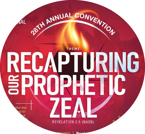 Plenary Teaching #1: Recapturing our Prophetic Zeal – LOVE Part 1 - Pastor Patrick Odigie