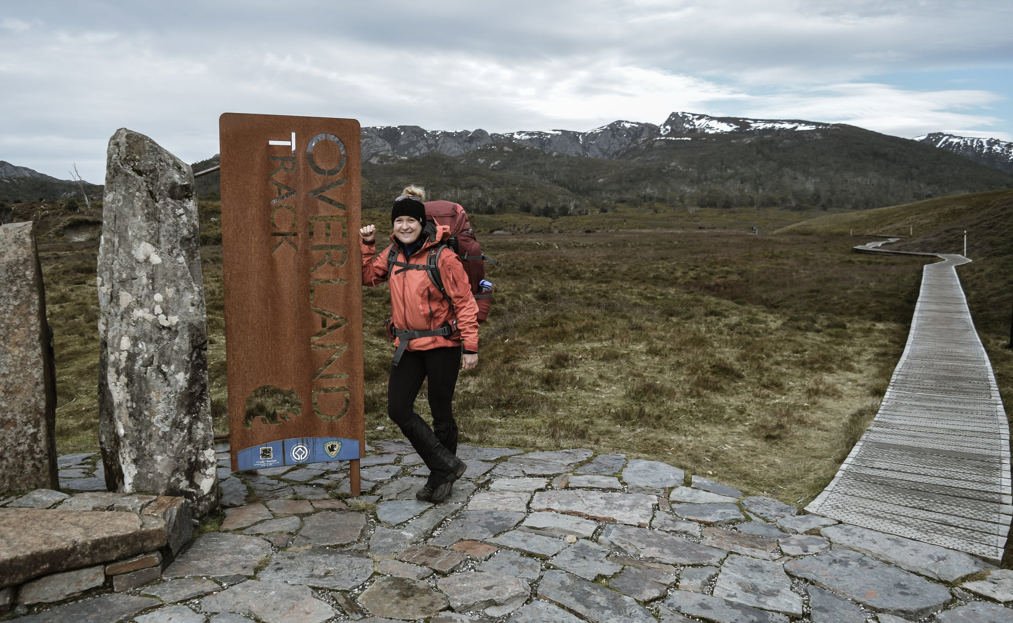 Hiking Tasmania's Overland Track Self Guided & Side Tracks in 5 Days