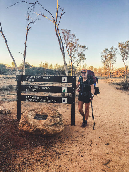 Larapinta Trail Self Guided