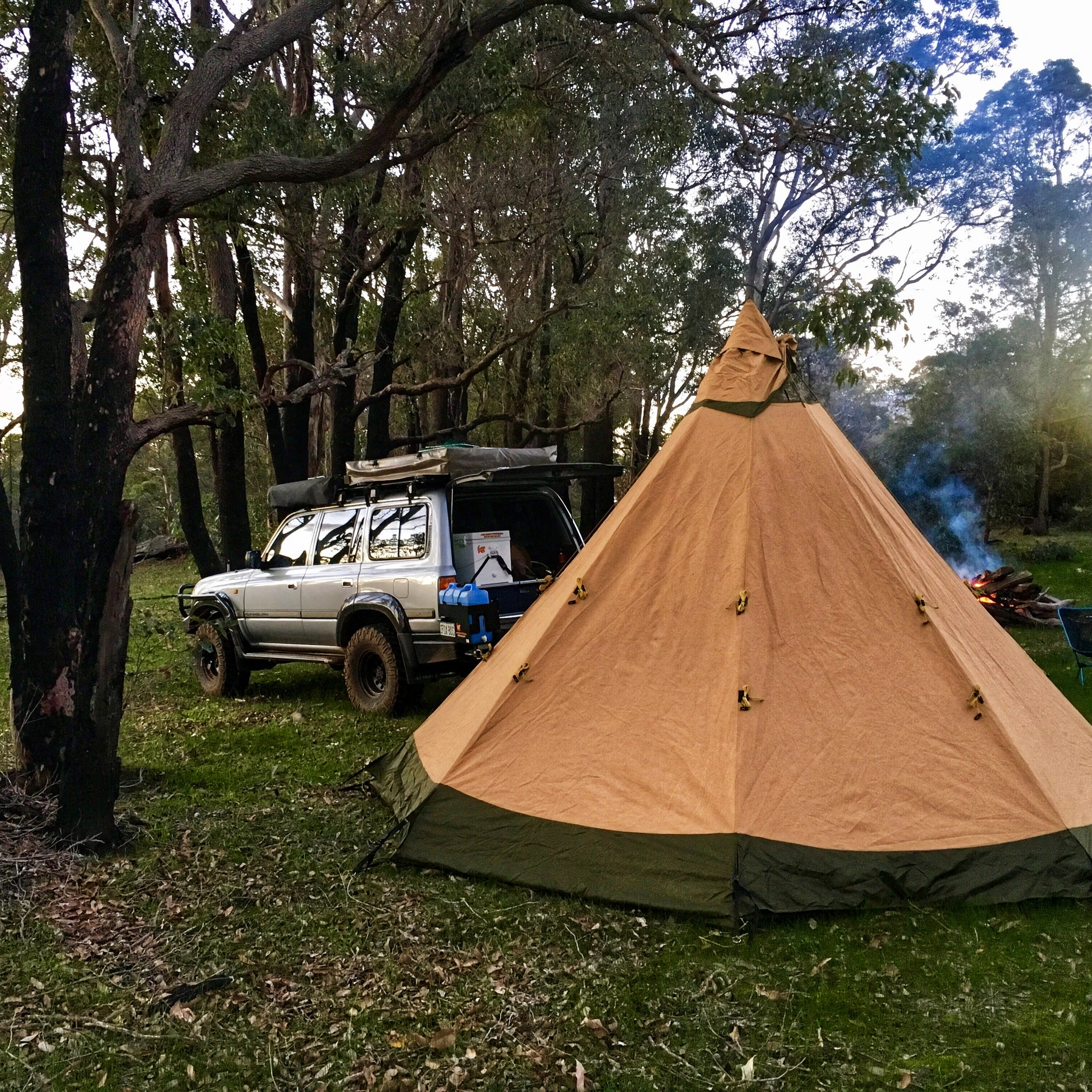 With fast setup time and quality materials the Tentipi Safir 7CP is in a league of it's own. There is no better tent on the market. Compact and light it's perfect for car camping or 4WD touring especially in Australia. We've used our Tentipi for a long 6 month trip in Australia and have been extremely pleased at it's performance in windy weather. The Tentipi Safir 7CP also breathes very well in hot conditions. We have been all through Queensland in the dry season and it's worked fine. This is the best tent we have ever used.