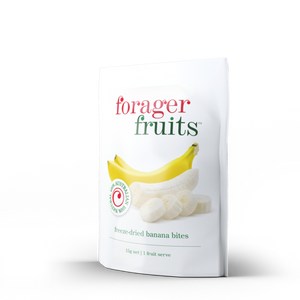 Freeze Dried Banana Bites