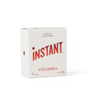 Coffee Supreme Instant Freeze-dried