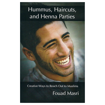 Hummus, Haircuts, and Henna Parties