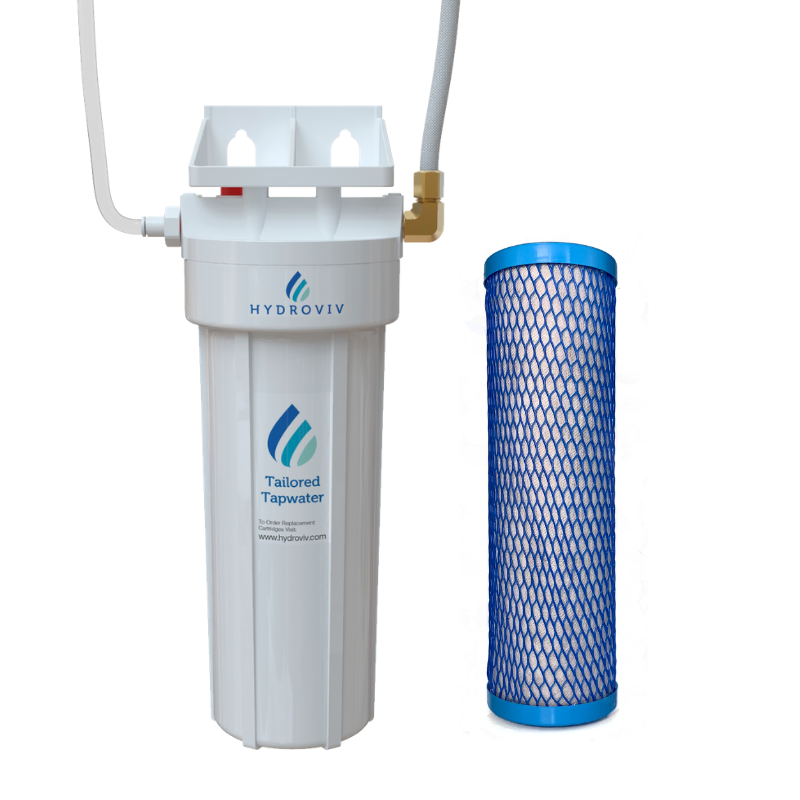 Undersink Filter & Replacement Cartridge