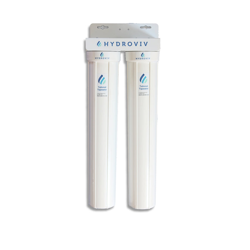 Hydroviv Whole House Water Filter:  Sulfur Removal