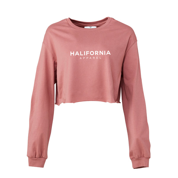 Laguna Crop Long Sleeve