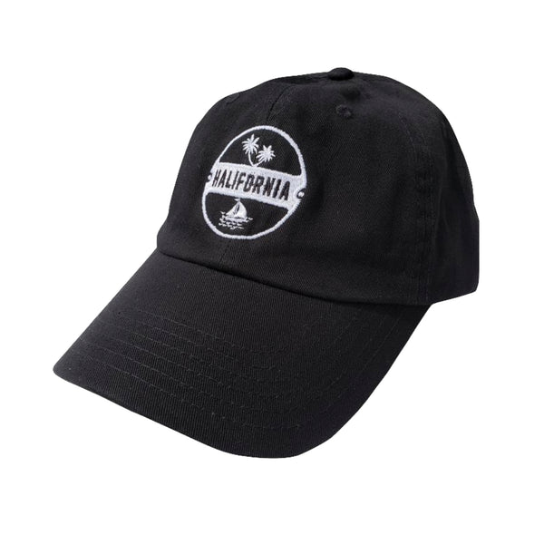 BROOKLYN Dad Cap Black
