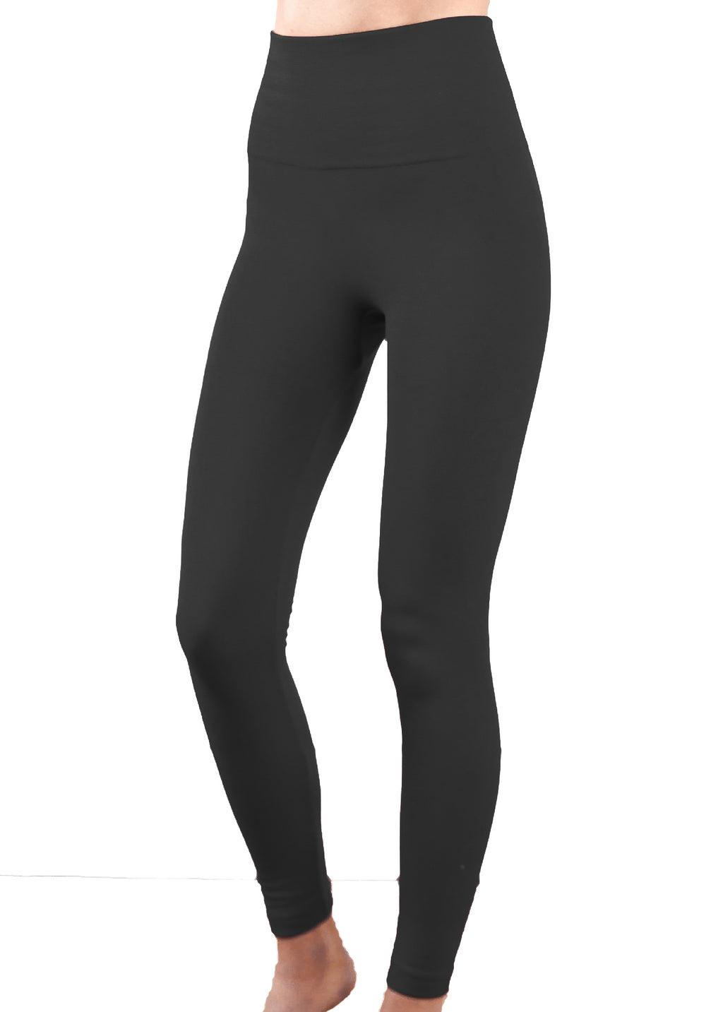 Fleece Lined Leggings - Assorted Colors