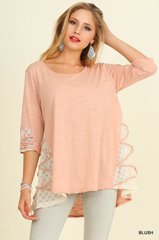 Blush Beauty Top
