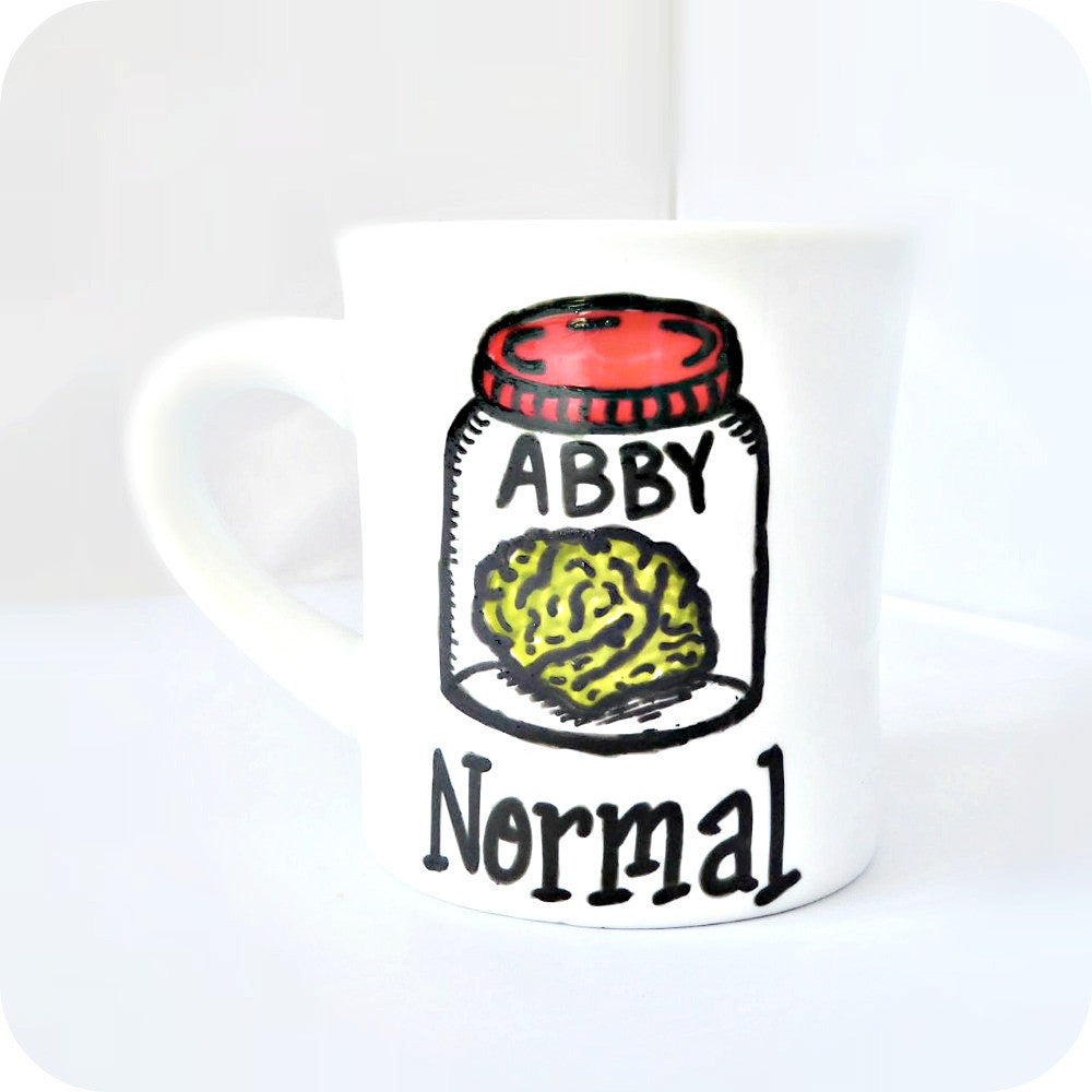 Abby Normal Funny Coffee Mug