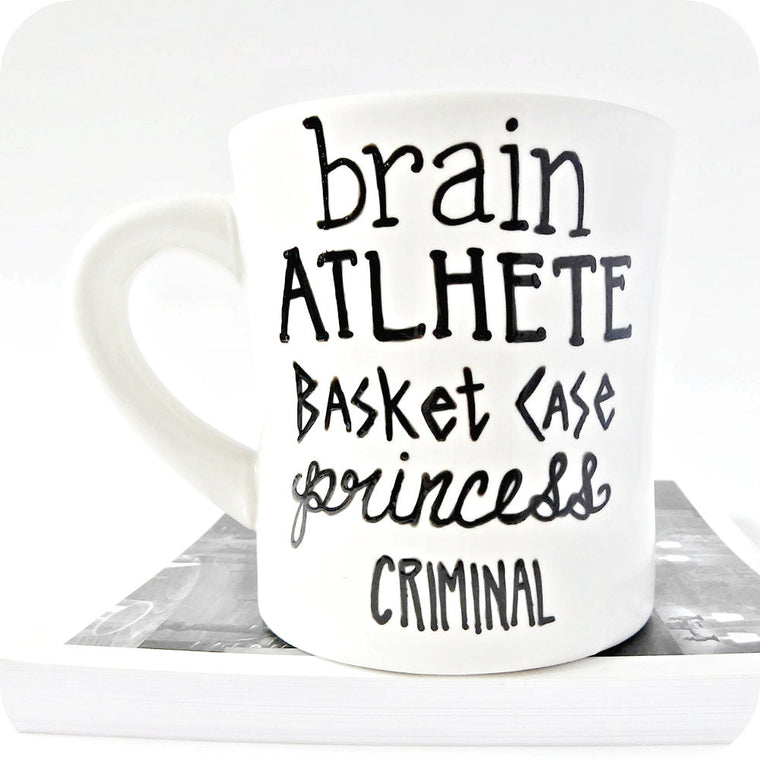Breakfast Club Funny Coffee Mug Personalized