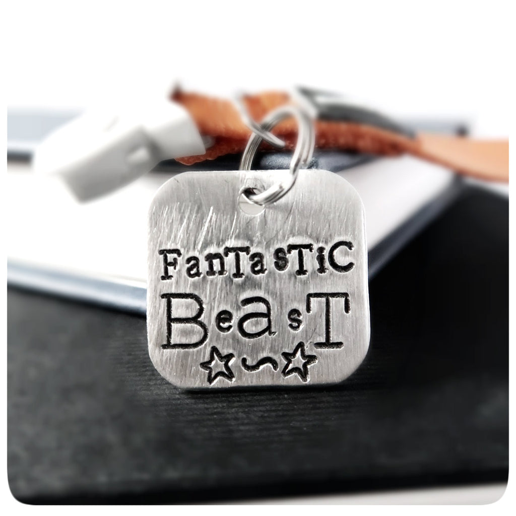 Fantastic Beast Cat Tag