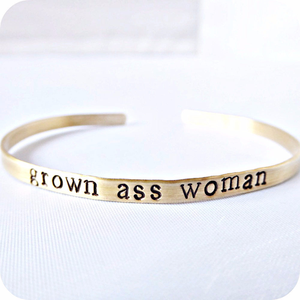 Funny Jewelry For Her New Job Gift Bracelet