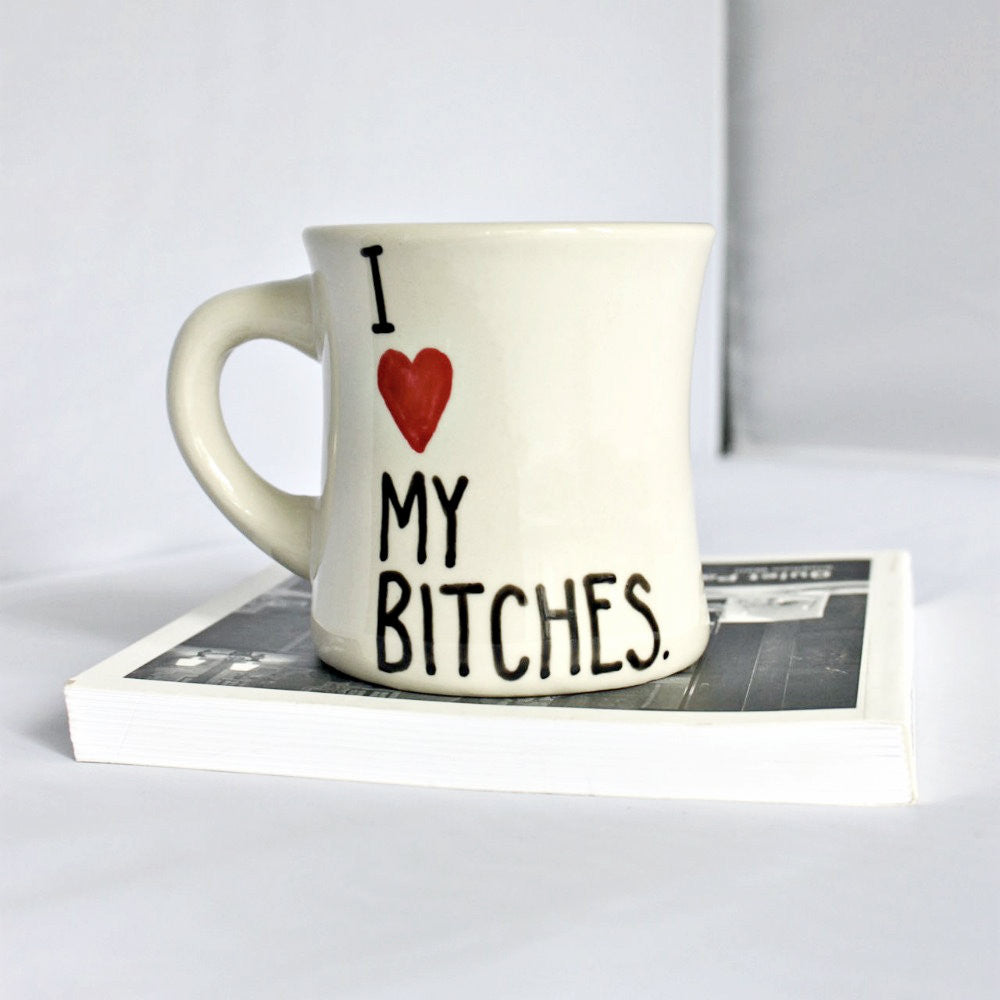 Funny Coffee Mug for Best Friend Womens Gift