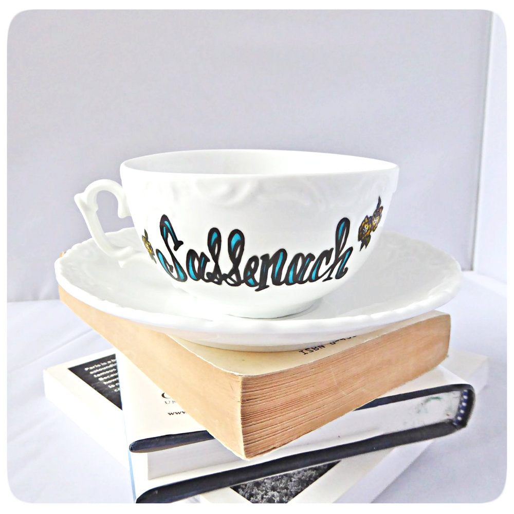 Sassenach / Cup and Saucer