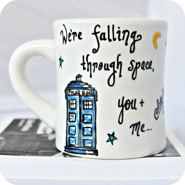 Doctor Who Coffee Mug Personalized