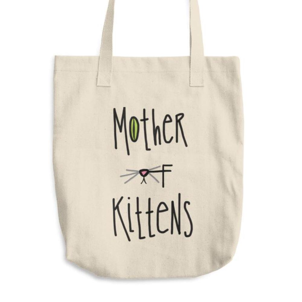 Funny Tote Bag Mother of Kittens Game of Thrones