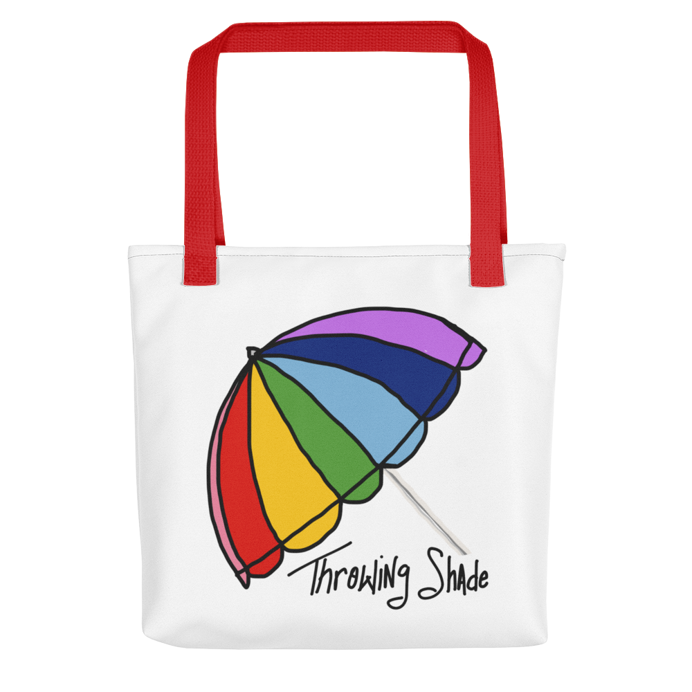 Throwing Shade / Tote