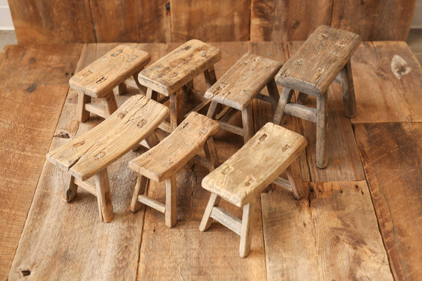 Wooden Stools *READY TO SHIP*