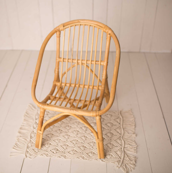 Bamboo Little Lounge Chair