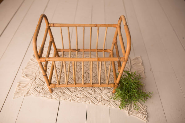 Bamboo Crib Styled Set