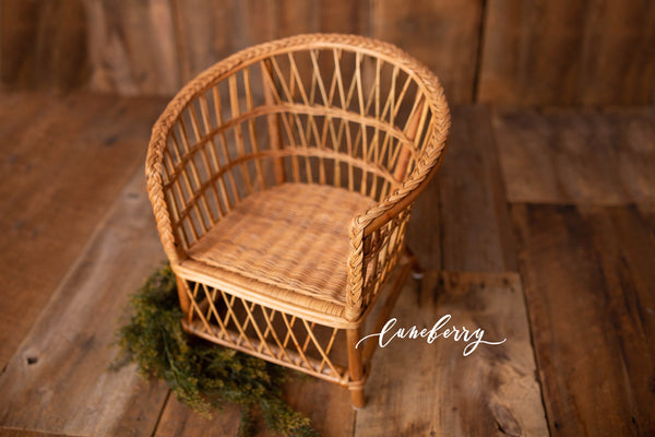 Garden Bamboo Chair - two finishes