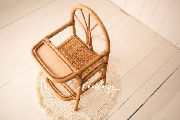 Mini Bamboo High Chair *PRE-ORDER*