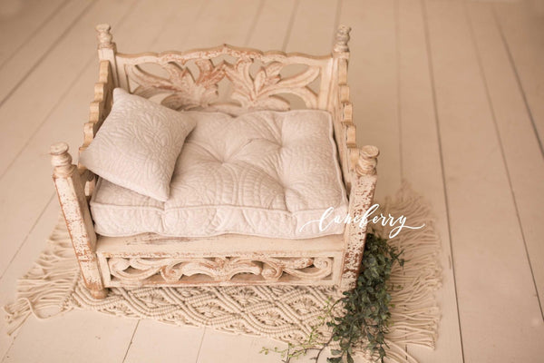 Chapina Carved Daybed Deluxe Set