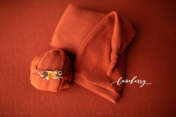 The Fuzzy - Amber Set