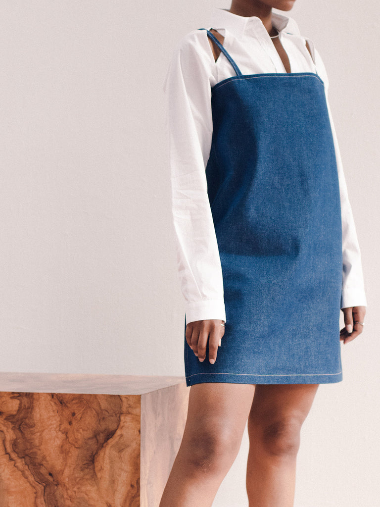 El Morro Dress Denim