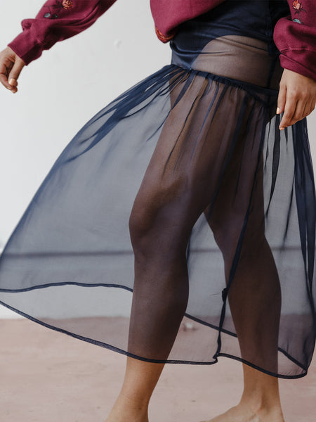 Cala One Tier Skirt