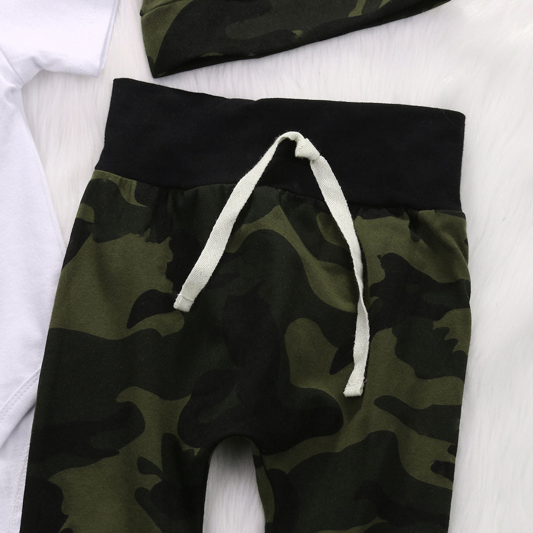 Joey Green Fatigue™ 3PC Set [Sample Sale]