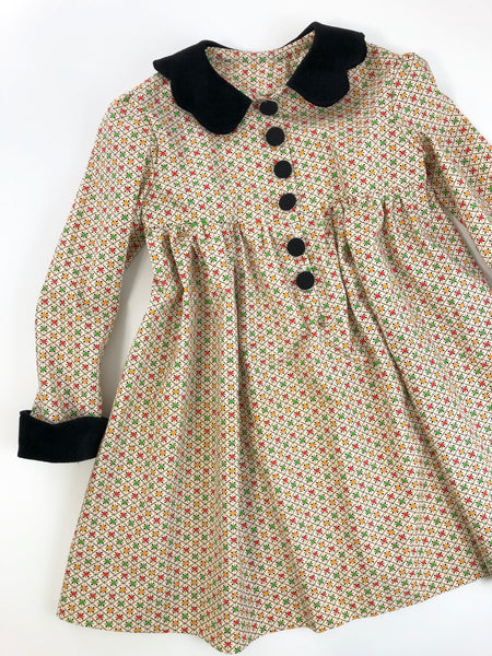 The Louise Dress (5T/6T)