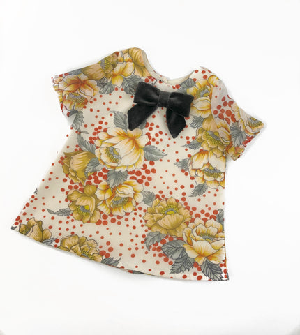 The Evelyn Dress (3T)