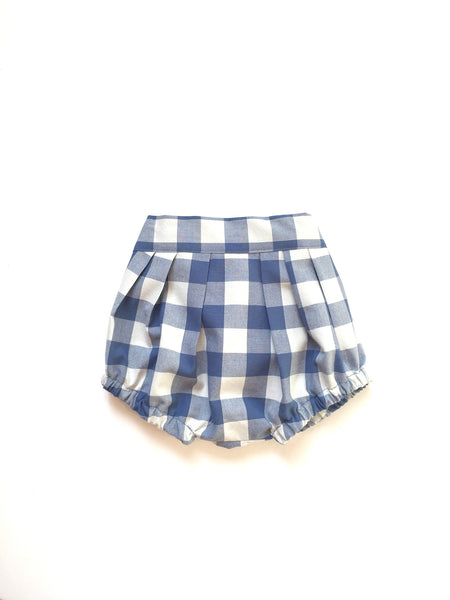 Buffalo Check Clara Bloomers