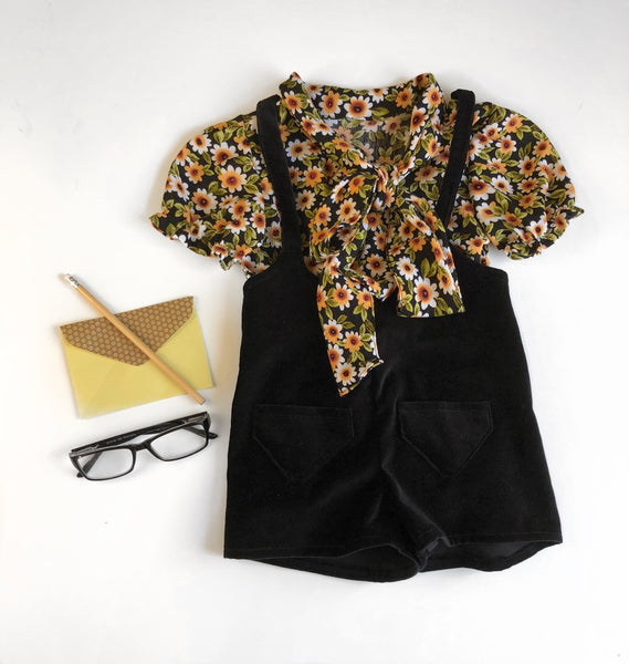 Black Velvet Shortall
