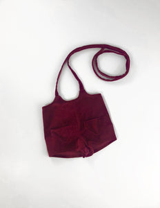 Ruby Velvet Shortall