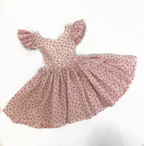 The Rose Dress (3T)