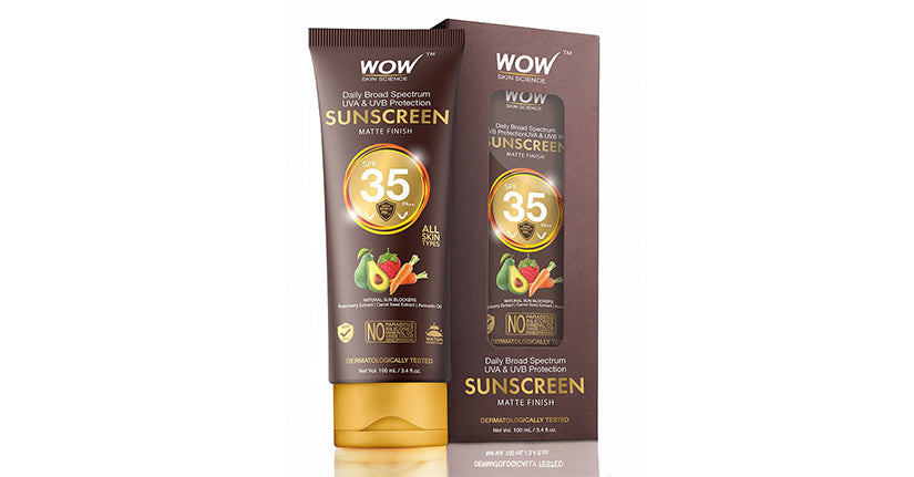 Sunscreen lotions