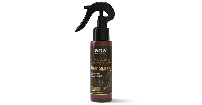 WOW Skin Science Multi-Repairing & Nutrition Water Hair Spray