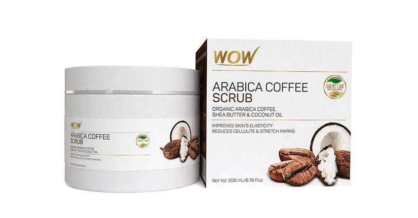 wow skin science scrub