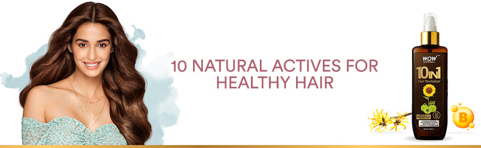 WOW Skin Science 10-in-1 Active Hair Revitalizer
