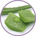 Aloe Vera Extract for acne