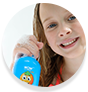 WOW Skin Science Kids Orange 3 in 1 Tip to Toe Wash - Shampoo + Conditioner + Bodywash for Cleaner Hair
